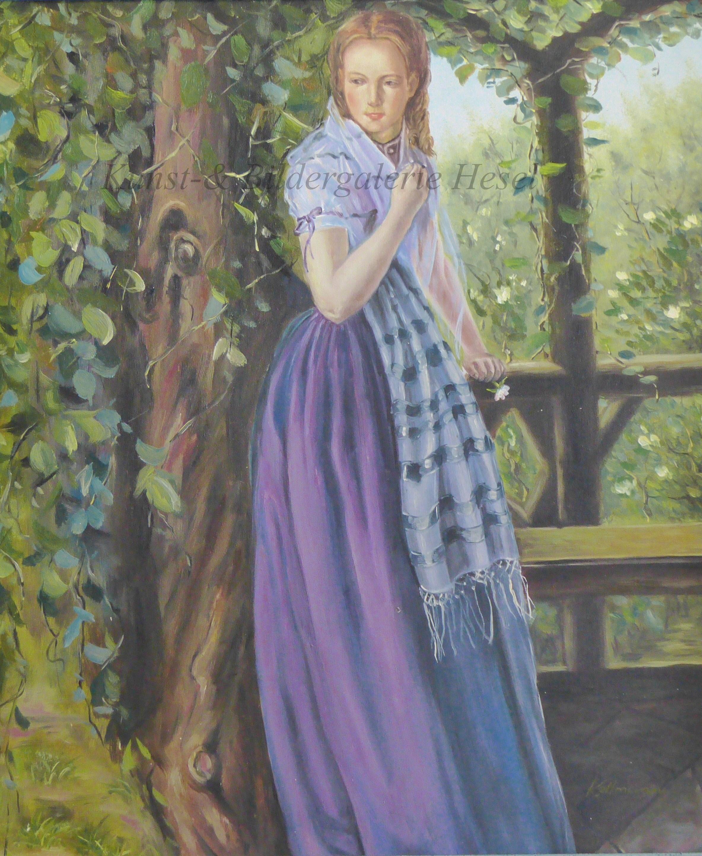 Portraits und Stillleben in der Kunst- und Bildergalerie Hesel